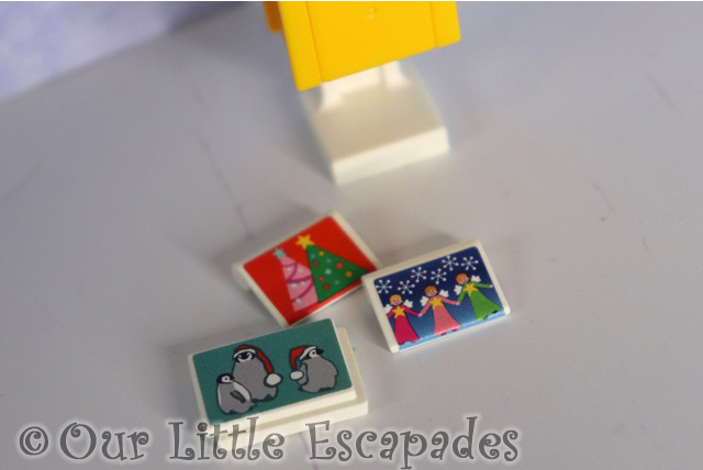 christmas letters postcards playmobil jumbo advent calendar