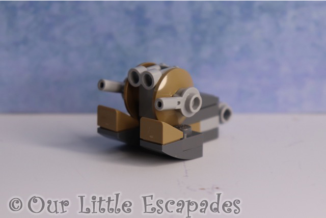 corporate alliance tank droid lego star wars advent calendar 2019