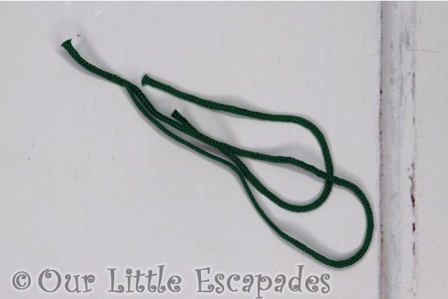 green string aquabeads advent calendar