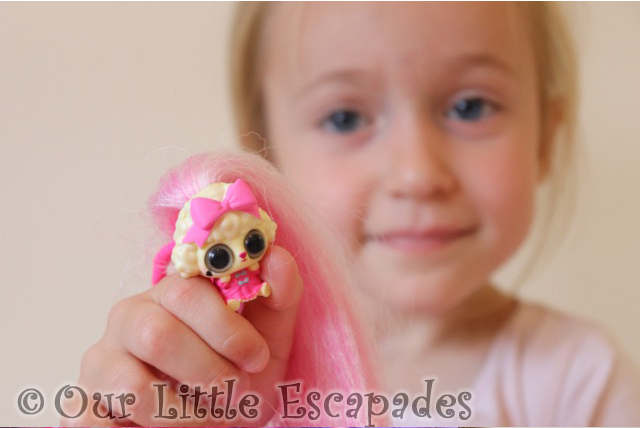 little e hairy antoinette pop hair pet