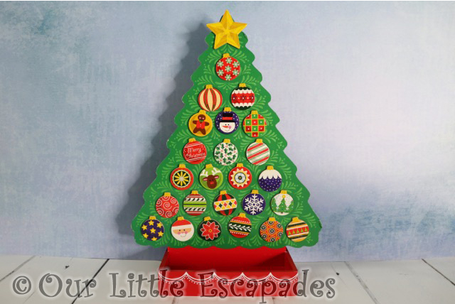 magnetic christmas tree baubles melissa doug christmas wooden advent calendar