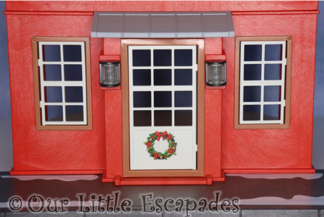 playmobil house front door windows playmobil jumbo advent calendar