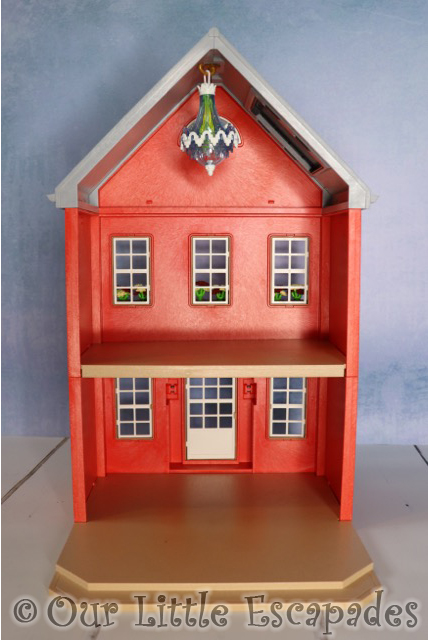 playmobil house inside playmobil jumbo advent calendar