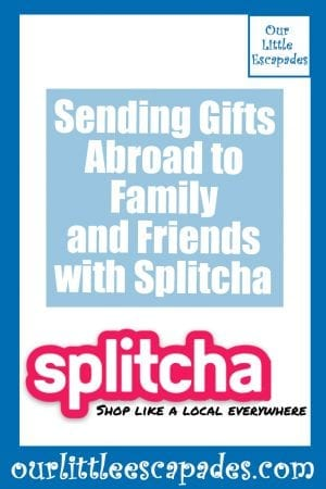 sending gifts abroad to family and friends with splitcha