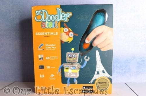 3doodler start essential pen set christmas giveaway