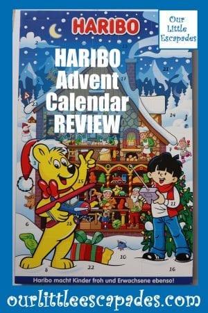 HARIBO Advent Calendar REVIEW