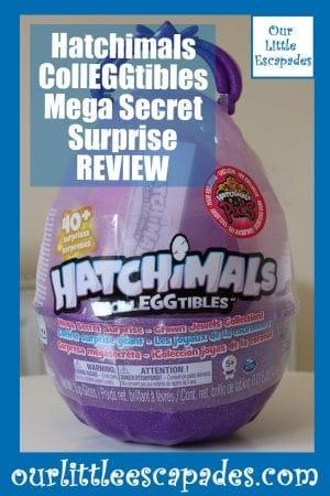 Hatchimals CollEGGtibles Mega Secret Surprise REVIEW
