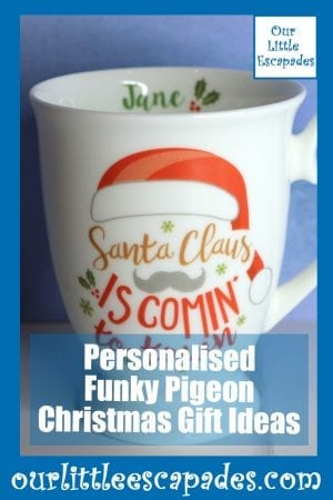 Personalised Funky Pigeon Christmas Gift Ideas