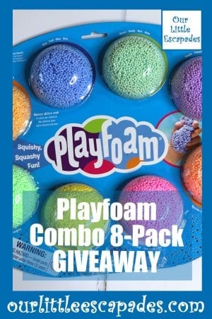Playfoam Combo 8 Pack GIVEAWAY