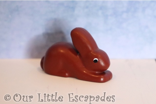 brown rabbit playmobil 123 advent calendar
