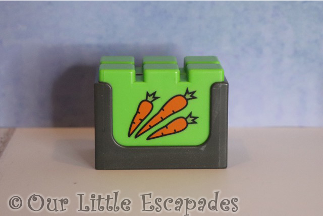 carrots animal food playmobil 123 advent calendar