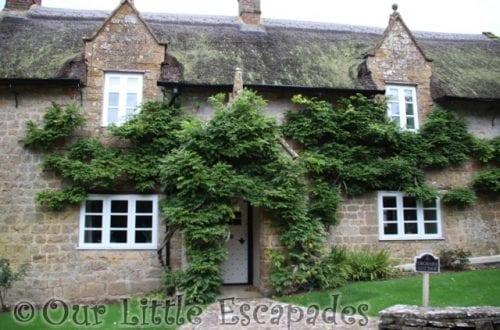 cottage front orchard cottage dillington estate