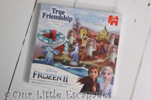 disney frozen II true friendship game christmas giveaway