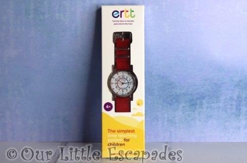 easyread time teacher watch christmas giveaway