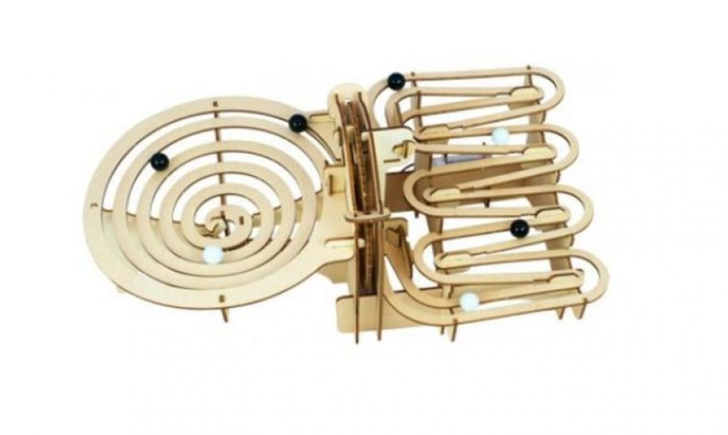engenius contraptions perpetual marble run Christmas Gift Ideas For Children With Autism