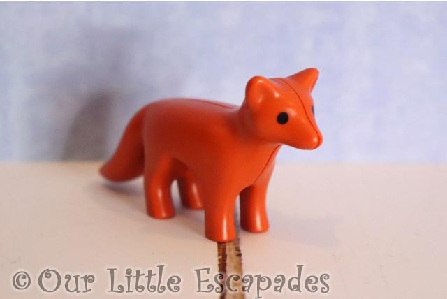 fox playmobil 123 advent calendar