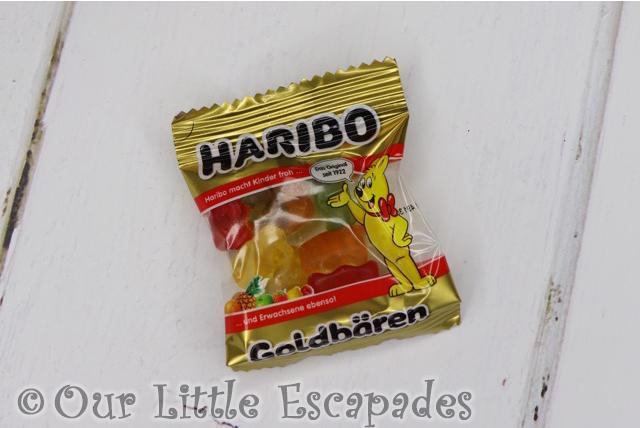 goldbären minis fruit flavour gums haribo advent calendar