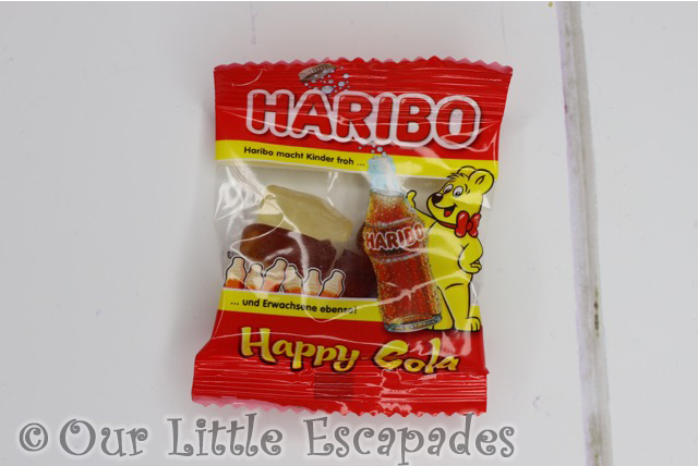 happy cola minis cola flavour gums haribo advent calendar