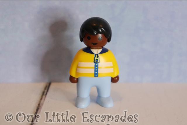 little boy playmobil 123 advent calendar