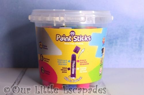 little brian paint sticks christmas giveaway