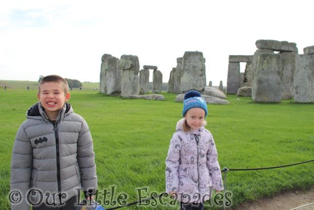 little e ethan stonehenge