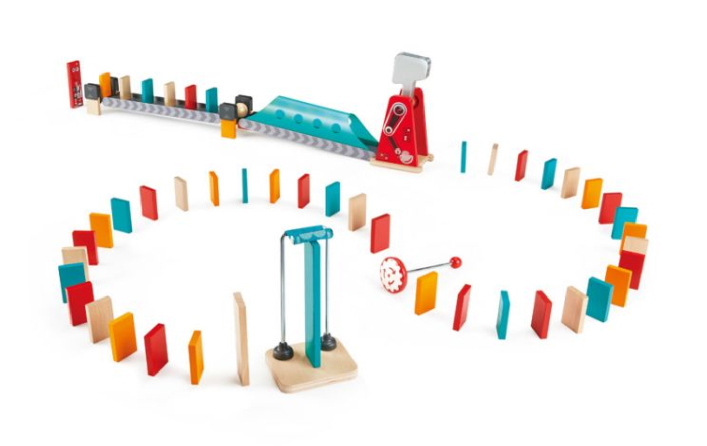 mighty hammer domino set