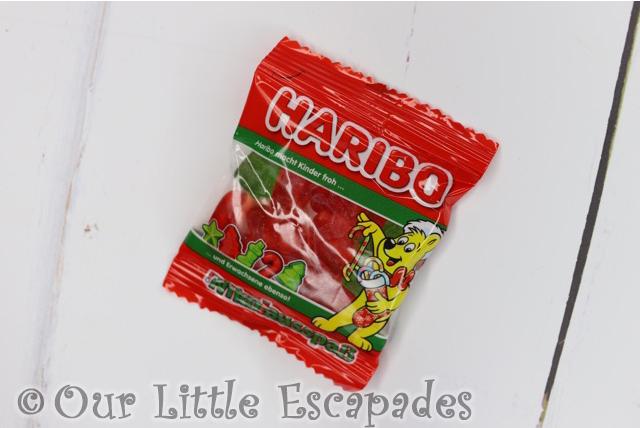 nikolausstiefel fruit flavour gums haribo advent calendar