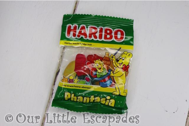 phantasia minis fruit flavour gums haribo advent calendar