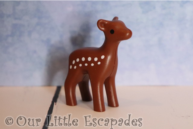 reindeer calf playmobil 123 advent calendar