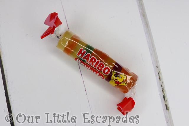 rentier fruit flavour gums haribo advent calendar