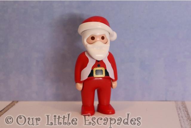 santa playmobil 123 advent calendar