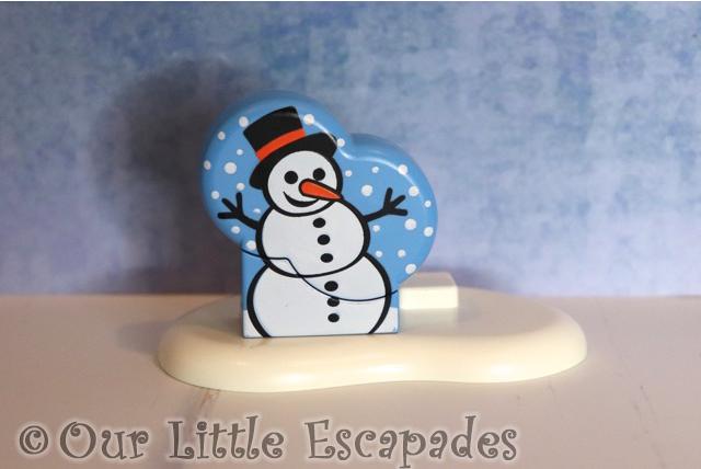 snowman playmobil 123 advent calendar