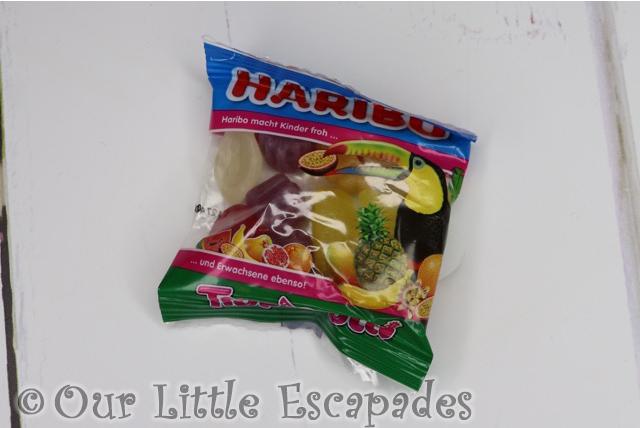 tropifrutti minis fruit flavour gums