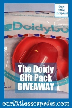 The Doidy Gift Pack GIVEAWAY