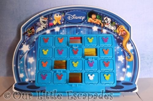 film holder open doors disney guess the film game