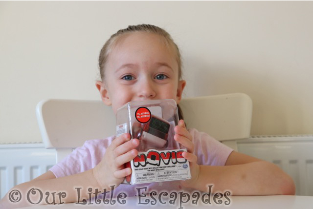 little e boxed novie review interactive smart robot
