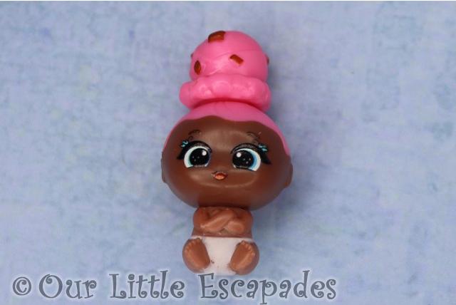 pink ice cream adorable happy baby blume baby pop