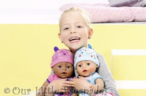 baby born soft touch doll featured image