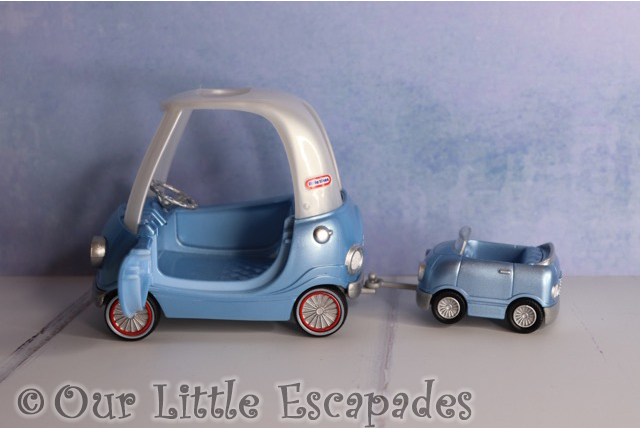 lol surprise little tikes cozy coupe lil cozy coupe