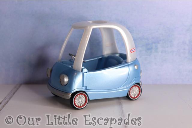 lol surprise little tikes cozy coupe