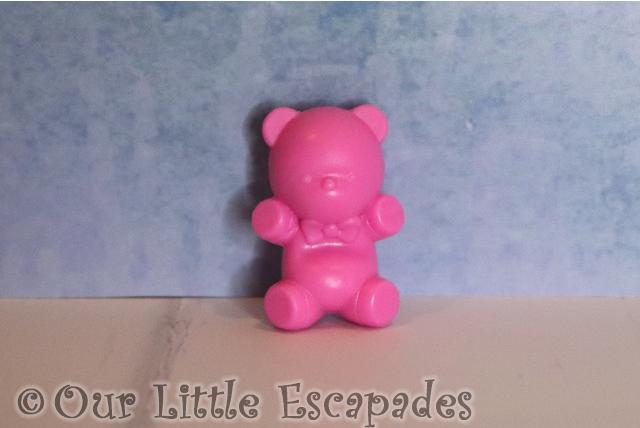 pink teddy bear baby