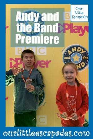 Andy and the Band Premiere