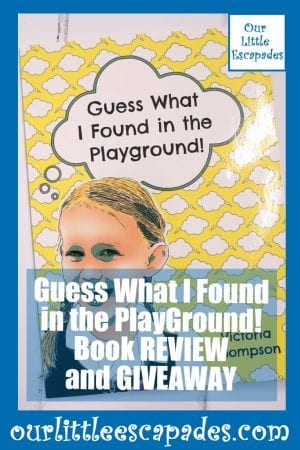 Guess What I Found in the PlayGround Book REVIEW and GIVEAWAY