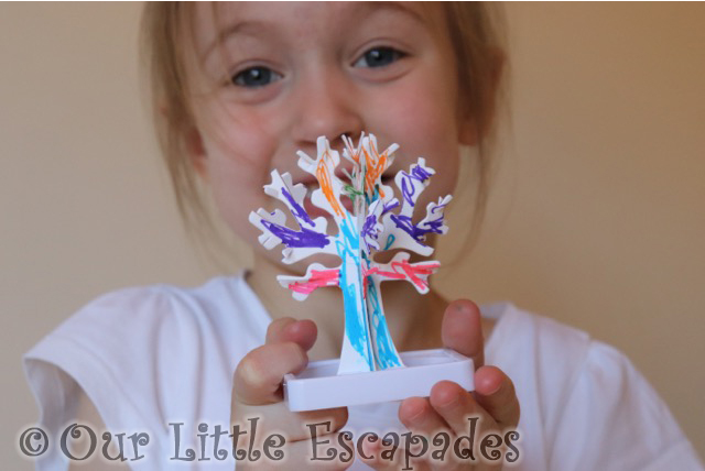 little e assembeled cherry tree national geographic crystal garden review