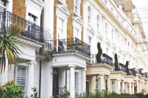 london neighborhood houses
