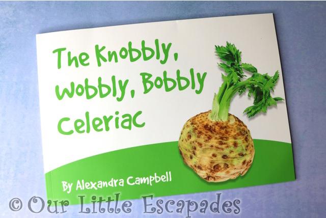 the knobbly wobbly bobbly celeriac