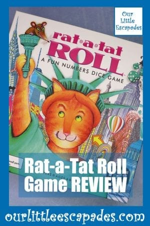 Rat-a-Tat Roll Game REVIEW