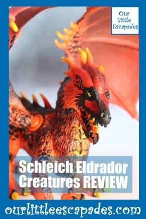 Schleich Eldrador Creatures REVIEW