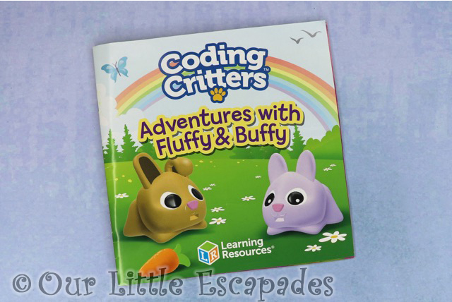 coding storybook coding critters pair a pets