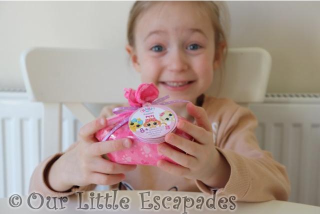 little e baby born surprise pets